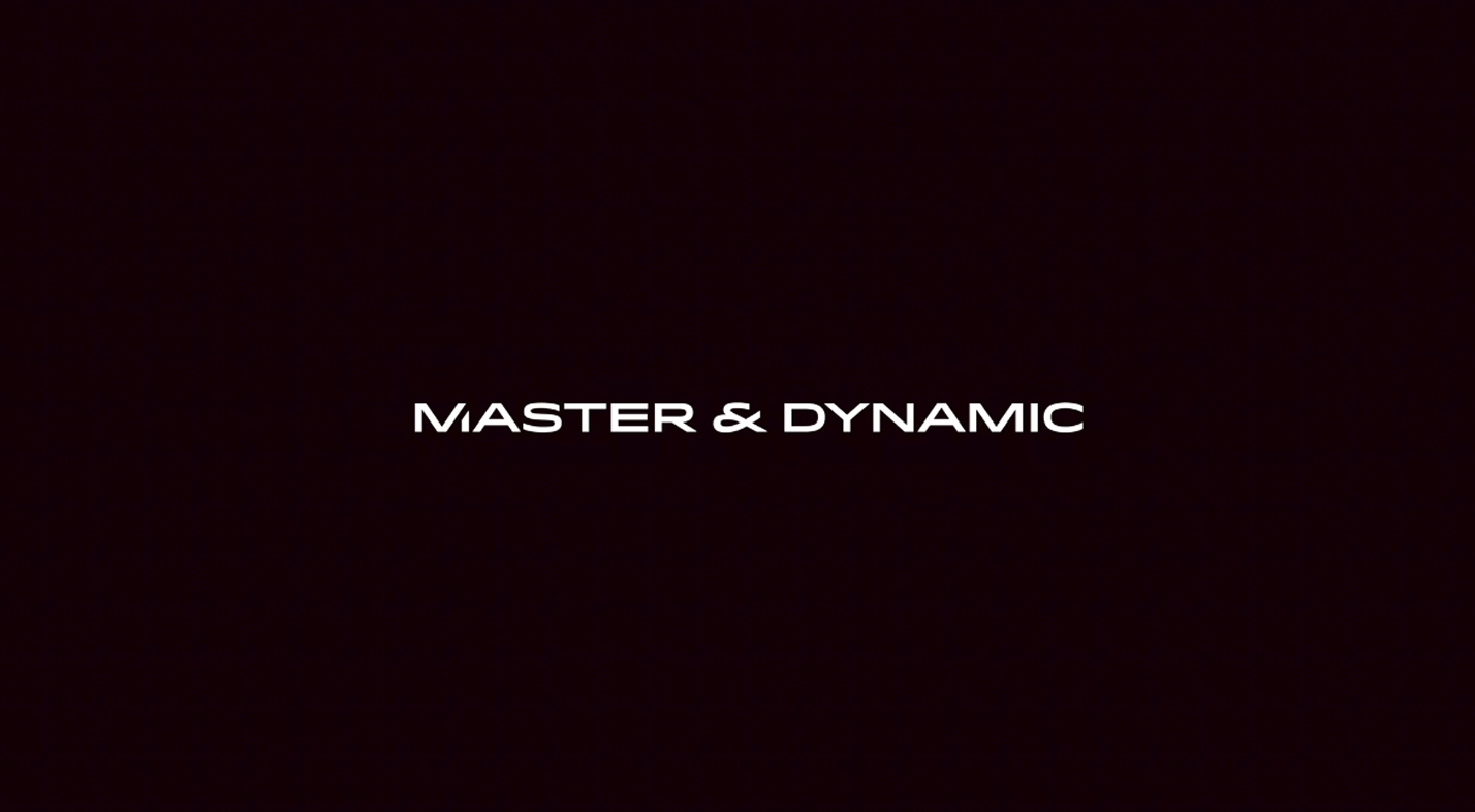 Master&Dynamic demo video