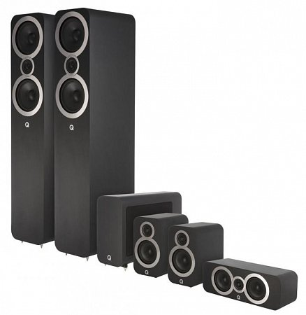Q Acoustics 3050i Cinema Pack