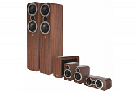 Q Acoustics 3050i Cinema Pack 5.1 - ořech