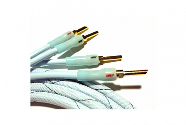 Supra Classic set 2x4.0 - single wire