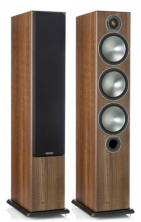 MONITOR AUDIO BRONZE 6 mocca