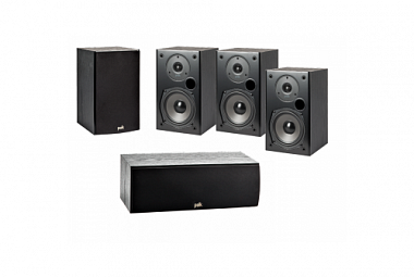 Polk Audio T15 serie 5.0