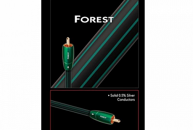 AUDIOQUEST DIGITAL COAX FOREST 0.75 m