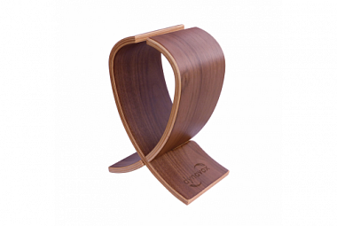 Dynavox Headphone rack KH-250 Holz ořech