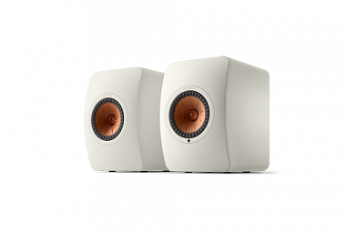 Kef LS50 II Wireless - bílá