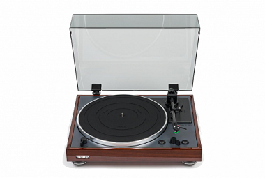 Thorens TD-102A ořech + Audiotechnica AT-VM95E