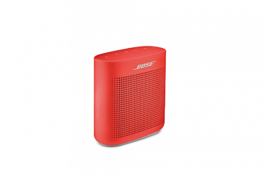 BOSE SoundLink Color II červená